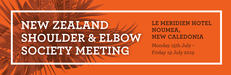 New Zealand Shoulder Elbow Society 19