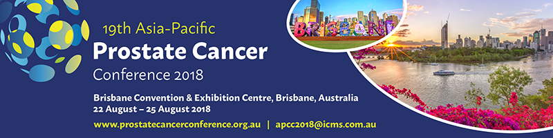19th Asia-Pacific Prostate Cancer Conference 2018