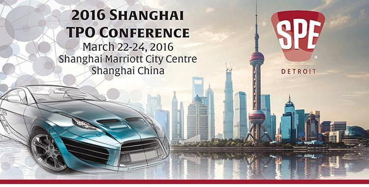 2016 Shanghai TPO Conference