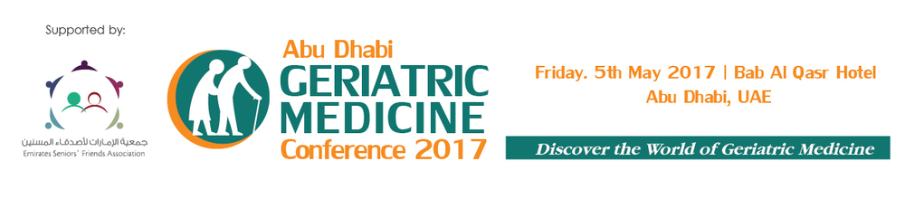 Abu Dhabi Geriatric Medicine Conference_May 5, 2017