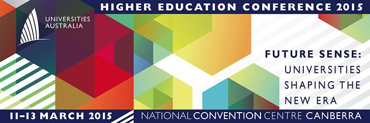 Higher Education Conference 2015