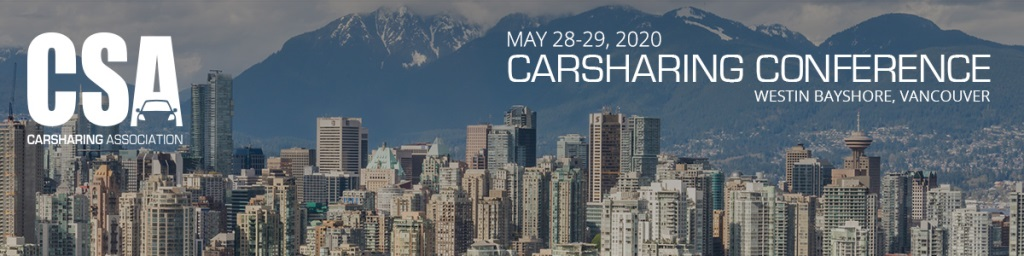 2020 CSA Carsharing Association Conference