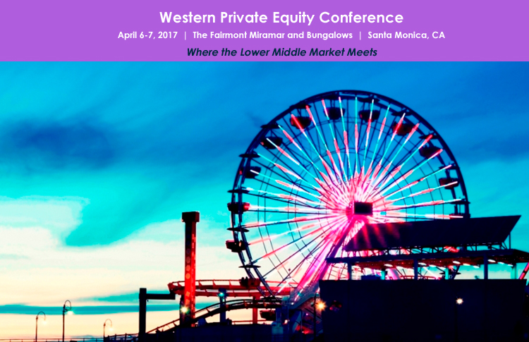 2017 Western Private Equity Conference