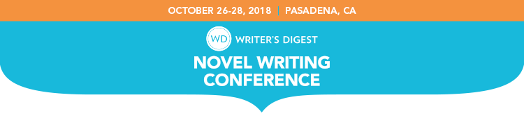 2018 Writer's Digest Novel Writing Conference