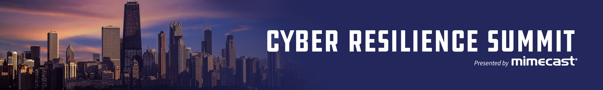 Cyber Resilience Summit 2020 presented by Mimecast