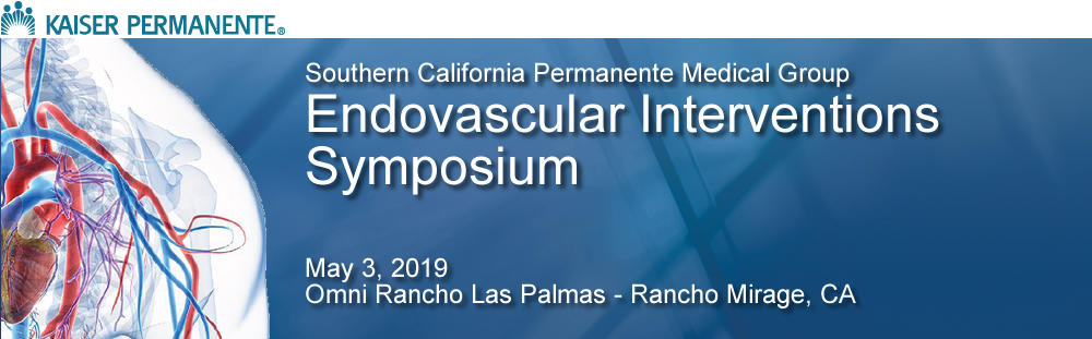 2019 Endovascular Interventions