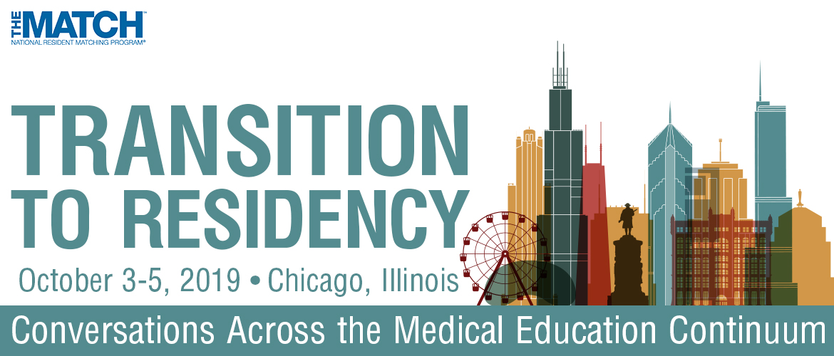 Transition into Residency: Conversations Across the Medical Education Continuum