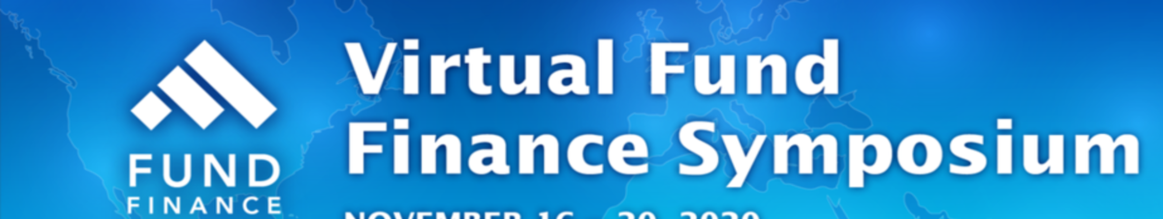 2020 Virtual Fund Finance Symposium