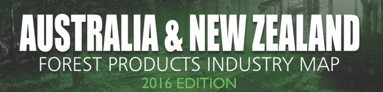 Forest Products Industry Map 2016