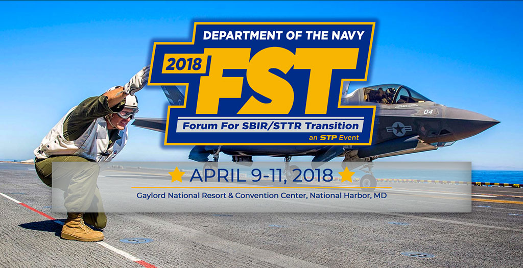 2018 FST - Forum for SBIR/STTR Transition