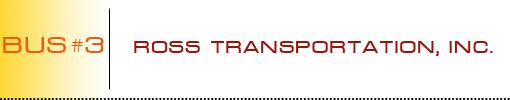 Ross Transportation logo