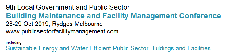 9th Local Government and Public Sector Building Maintenance and Facility Management Conference