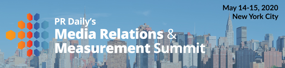 PR Daily's Media Relations and Measurement Summit