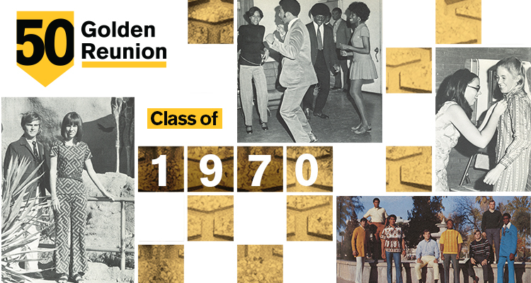 Class of 1970 Golden Reunion