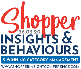 Shopper Insights & Behaviours & Winning Category Management Conference