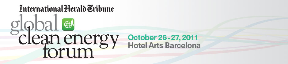 Global Clean Energy Conference 2011