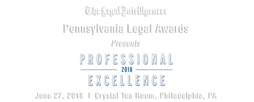 2018 Pennsylvania Legal Awards