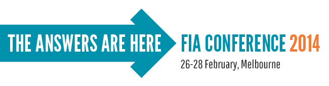 2014 FIA Conference and Awards Dinner