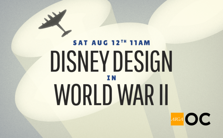 VISIT: Disney Design in World War II