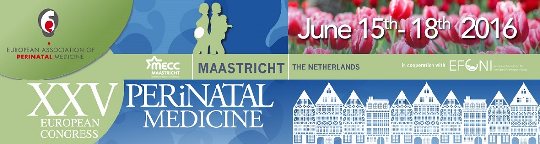 XXV European Congress on Perinatal Medicine 2016