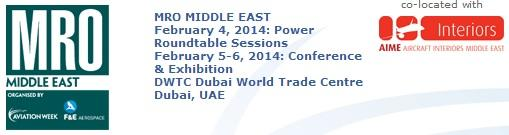 2014 MRO Middle East & AIME