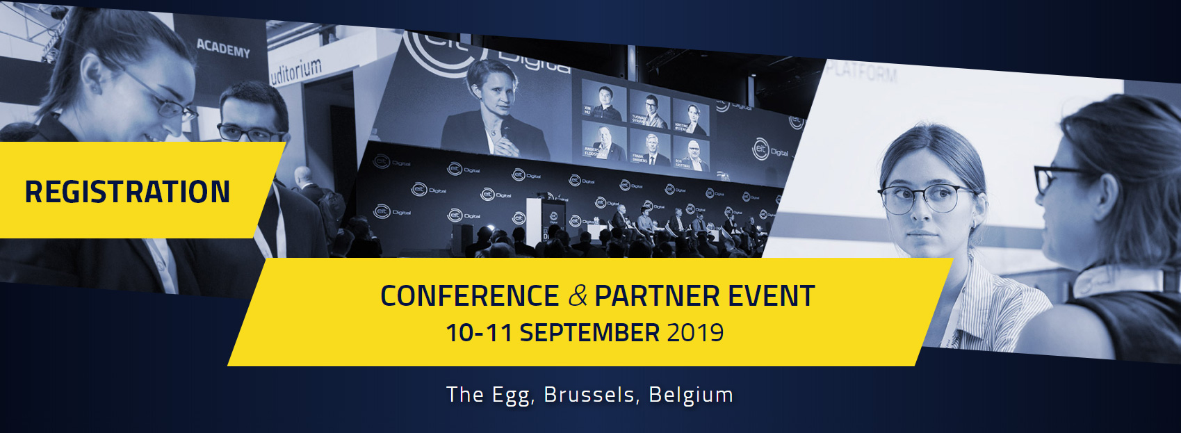 EIT Digital Conference & Partner Event 2019