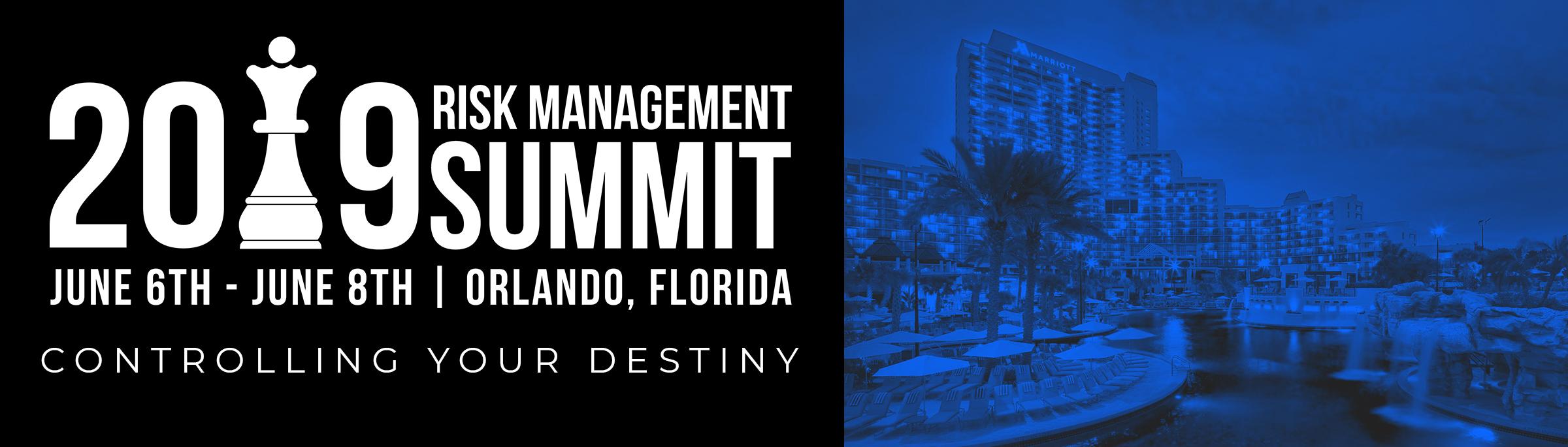 2019 Risk Management Summit