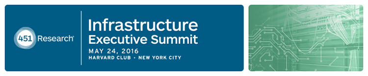 Infrastructure Executive Summit, New York, 2016