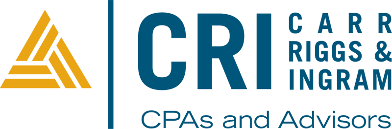 Carr, Riggs, and Ingram, CPAs