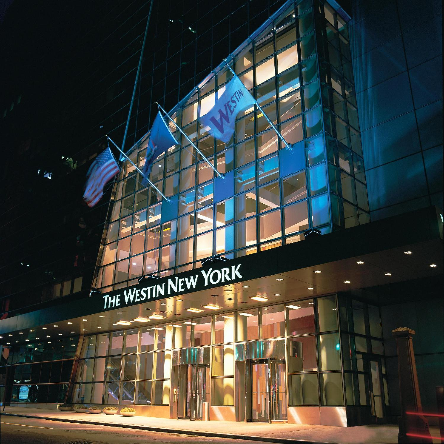 Hotel Element New York Times Square West Manhattan New York