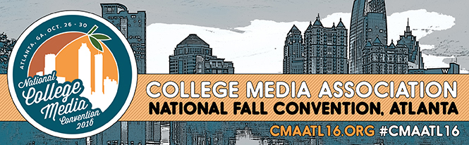 CMA Fall National College Media Convention 2016