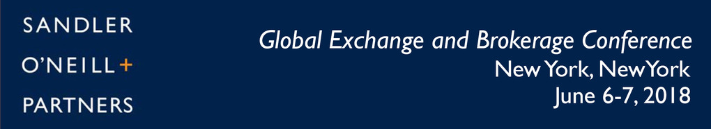 Global Exchange and Brokerage Conference
