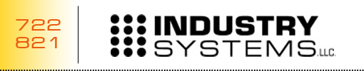 Industry Systems logo