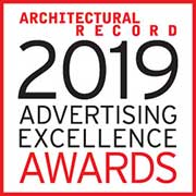2019 Architectural Record – Advertising Excellence Awards