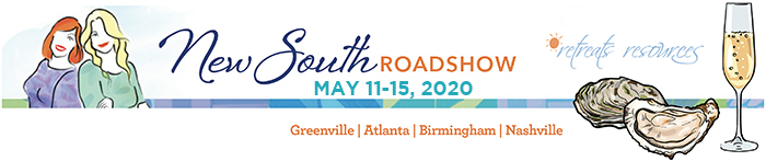 2020 New South Showcase Seas the Day EXHIBITORS