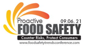 The Proactive Food Safety Conference - Counter Risks, Protect Consumers