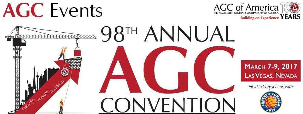 98th Annual AGC Convention