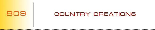 Country Creations logo