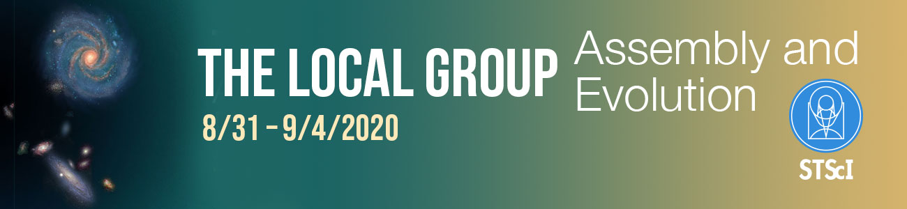 2020 Spring Symposium--The Local Group: Assembly and Evolution