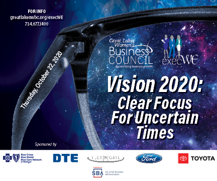 execWE Vision 2020: Clear Focus for Uncertain Times