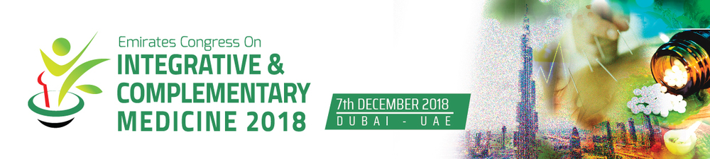 Emirates Congress on Integrative and Complementary Medicine_Dec 7, 2018