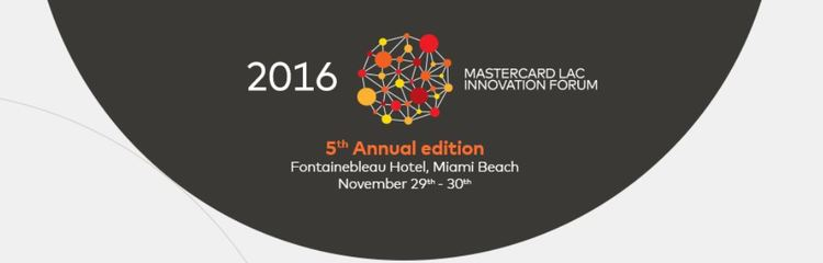 2016 Mastercard LAC Innovation Forum