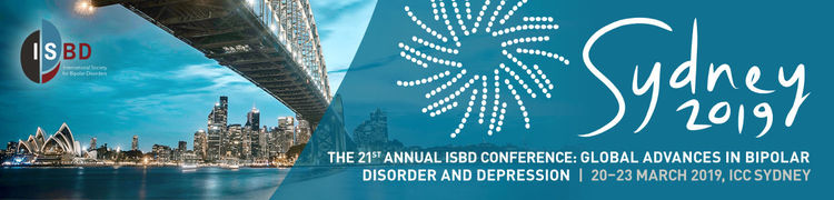 21st Annual Conference of the International Society for Bipolar Disorders