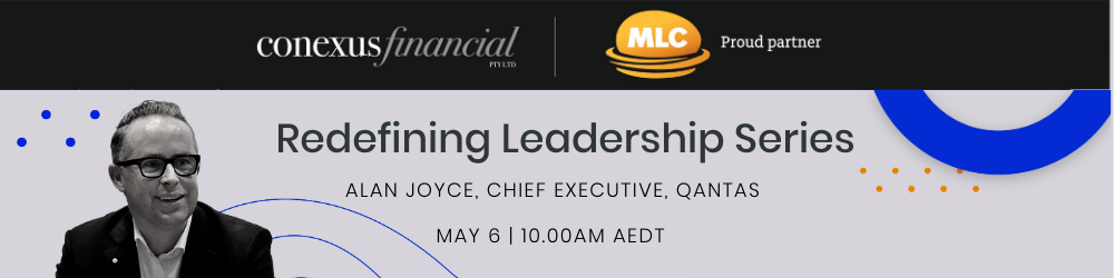 Redefining Leadership | Alan Joyce