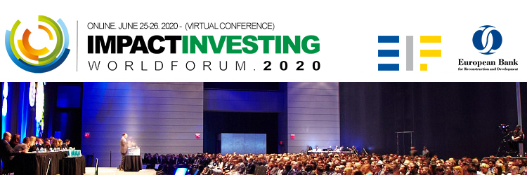 Impact Investing World Forum 2020 - ONLINE