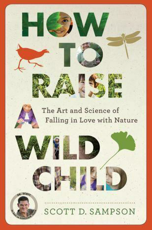 How to Raise A Wild Child book cover