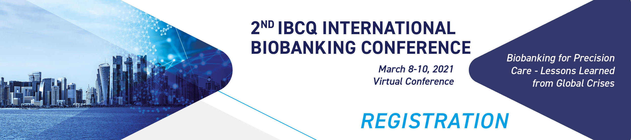 2nd IBCQ International Biobanking Conference