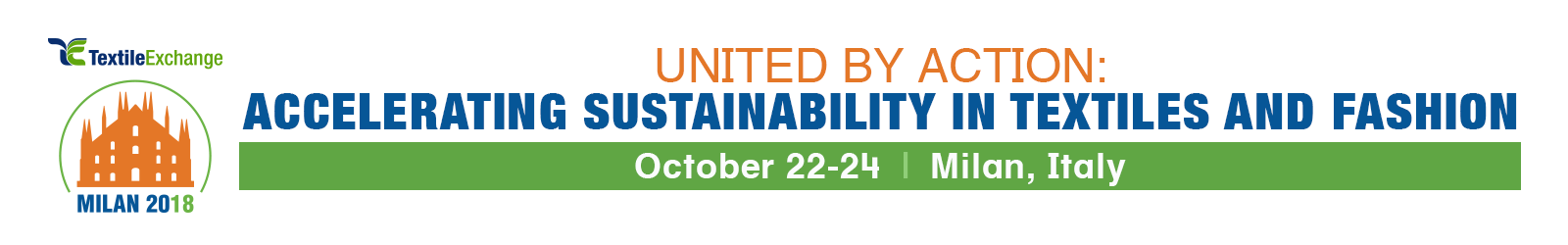 2018 Textile Sustainability Conference