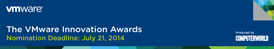 VMware Awards 2014