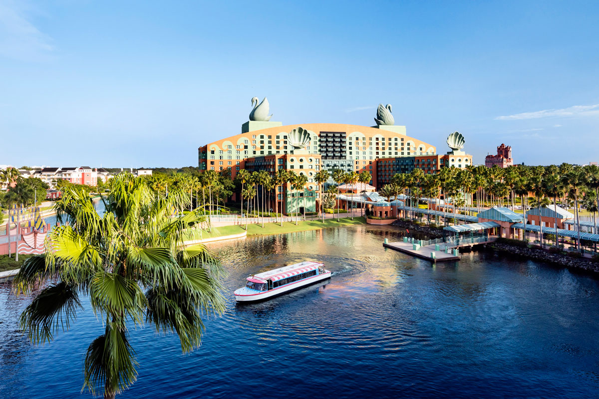 Walt Disney World Swan Dolphin Resort
